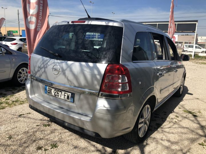 Opel Zafira 1.7CDTI 125CH  GRIS METAL Occasion - 3
