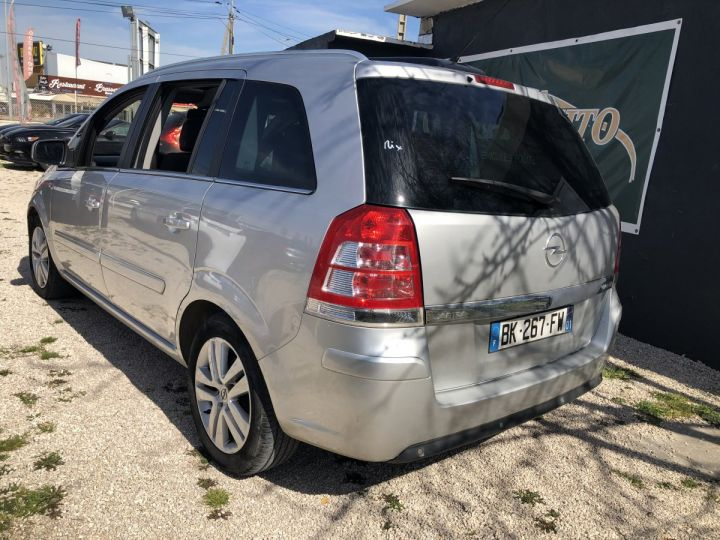 Opel Zafira 1.7CDTI 125CH  GRIS METAL Occasion - 4