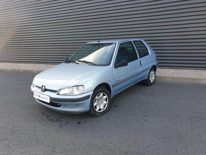 Peugeot 106 1.1 COLORLINE 3 PTS Bleu Clair Métallisé Occasion - 1
