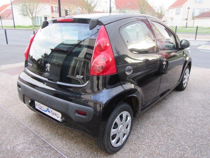 Peugeot 107 1.0 12V URBAN 5P Noir Occasion - 8
