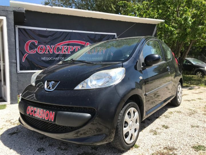 Peugeot 107 GRIS METAL Occasion - 1