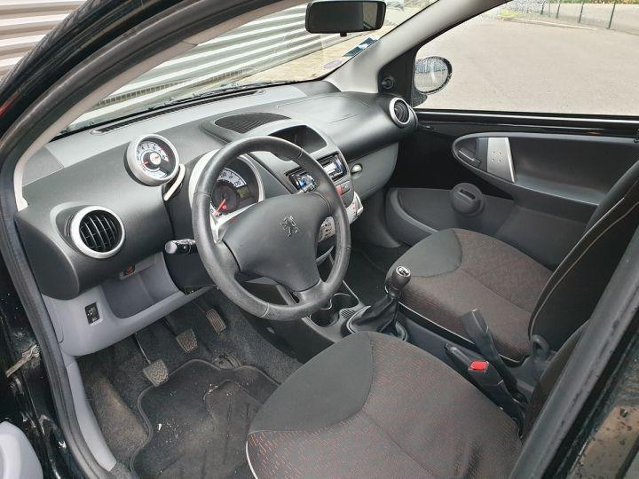 Peugeot 107 ii 2 1.0 68 sportium 5 portes Noir Occasion - 9