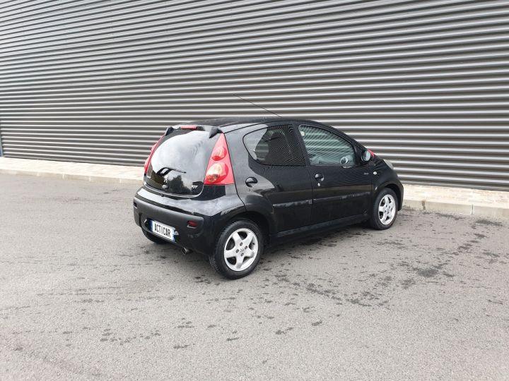Peugeot 107 ii 2 1.0 68 sportium 5 portes Noir Occasion - 12