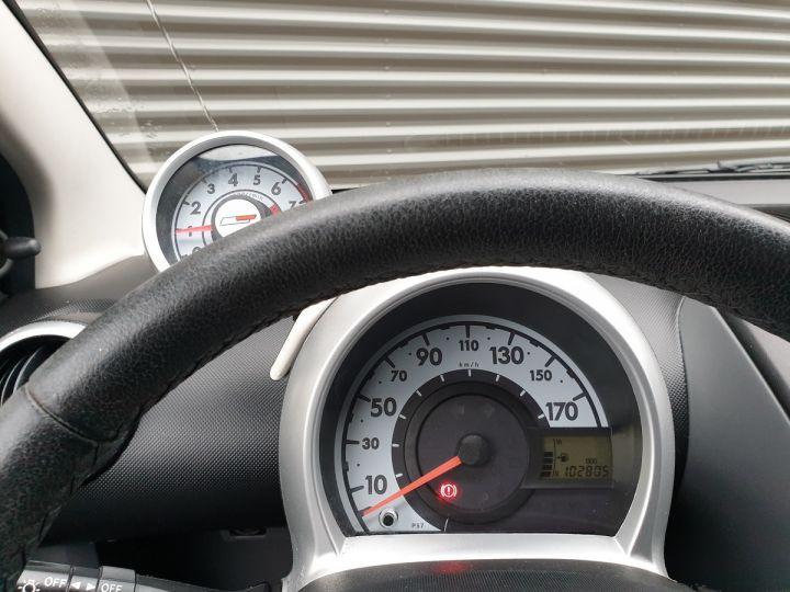 Peugeot 107 ii 2 1.0 68 sportium 5 portes 5p Noir Occasion - 10
