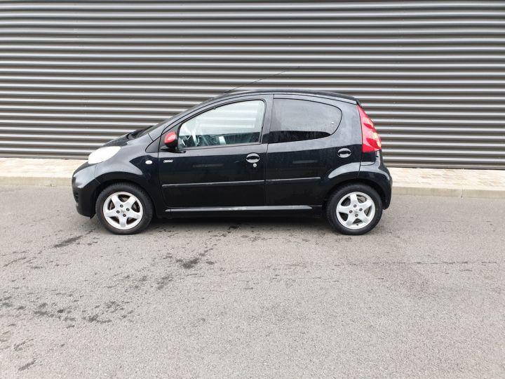 Peugeot 107 ii 2 1.0 68 sportium 5 portes 5p i Noir Occasion - 4
