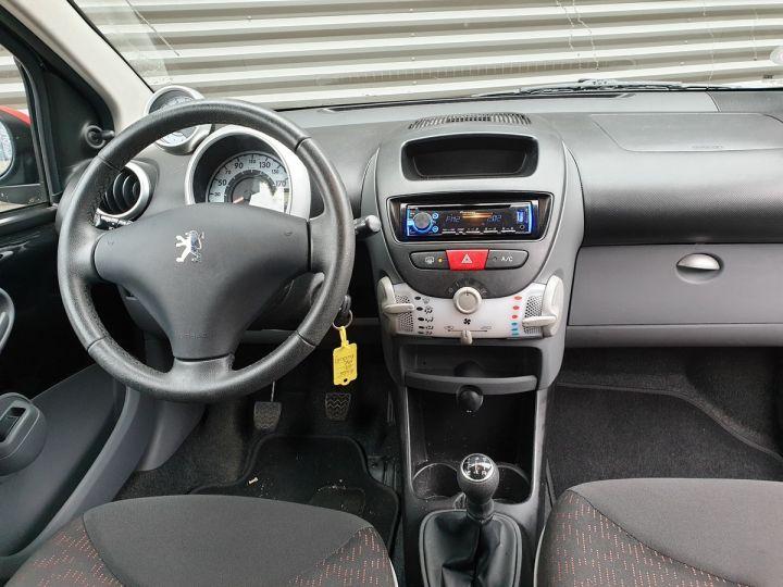 Peugeot 107 ii 2 1.0 68 sportium 5 portes 5p i Noir Occasion - 5