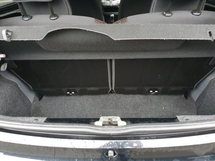 Peugeot 107 ii 2 1.0 68 sportium 5 portes 5p i Noir Occasion - 11