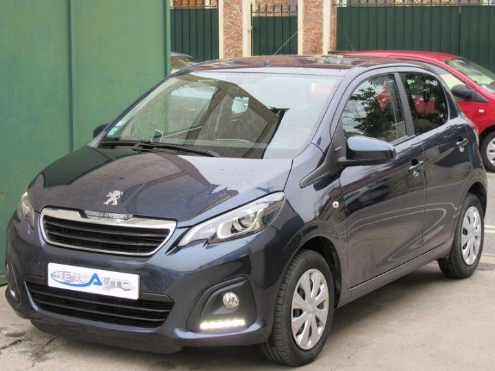 Peugeot 108 1.0 VTI ACTIVE 68CH 5P BLEU Occasion - 1
