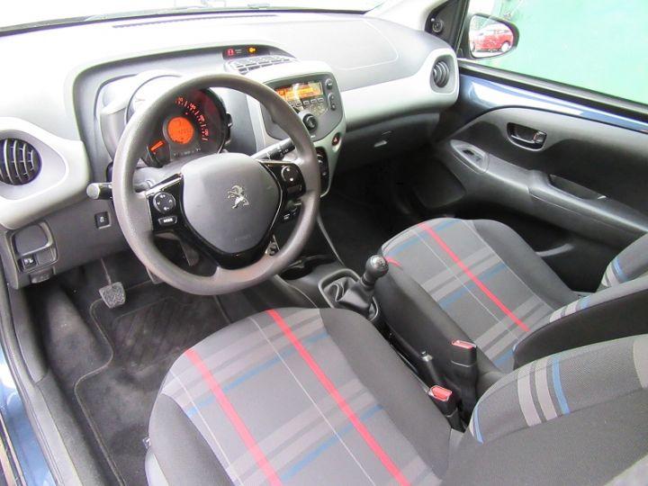 Peugeot 108 1.0 VTI ACTIVE 68CH 5P BLEU Occasion - 2