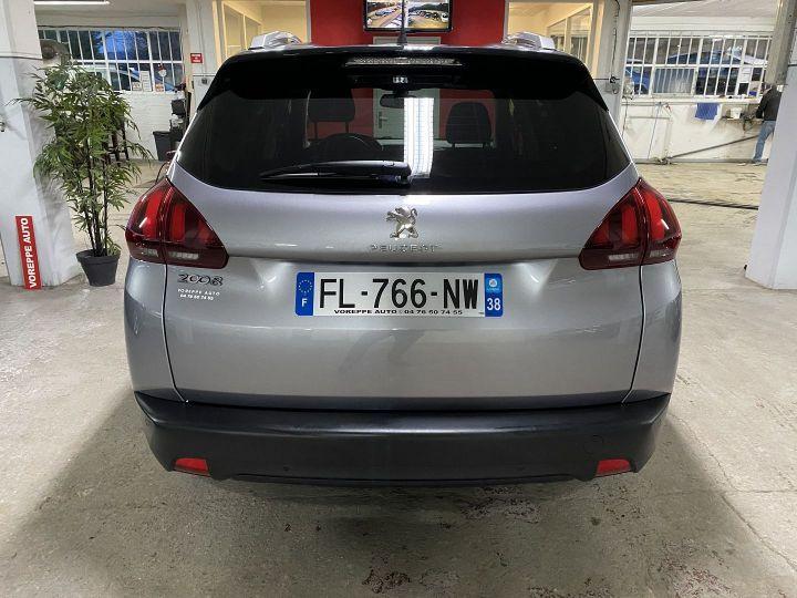 Peugeot 2008 1.2 PURETECH 110CH E6.C SIGNATURE S&S Gris C - 5