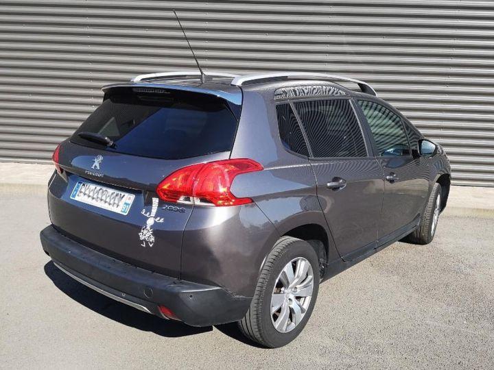 Peugeot 2008 1.2 VTI 82 STYLE - 1 ère MAIN vIII Gris Métallisé Occasion - 8