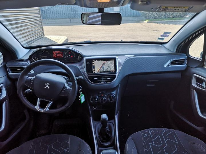 Peugeot 2008 1.2 VTI 82 STYLE ii Gris Occasion - 3