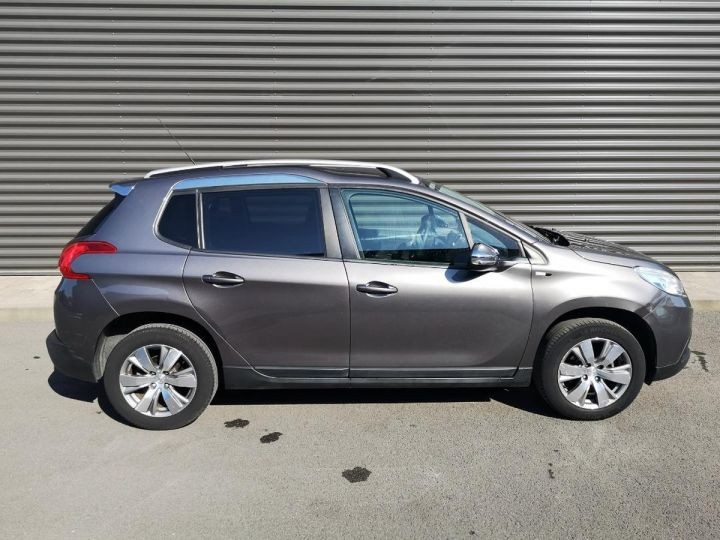 Peugeot 2008 1.2 VTI 82 STYLE ii Gris Occasion - 8