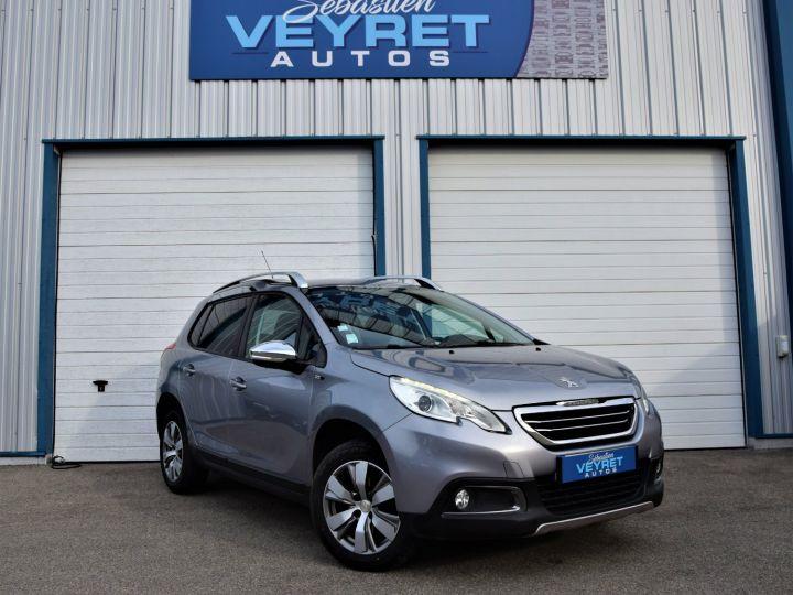 Peugeot 2008 1.2 VTi 82cv STYLE GRIS - 1