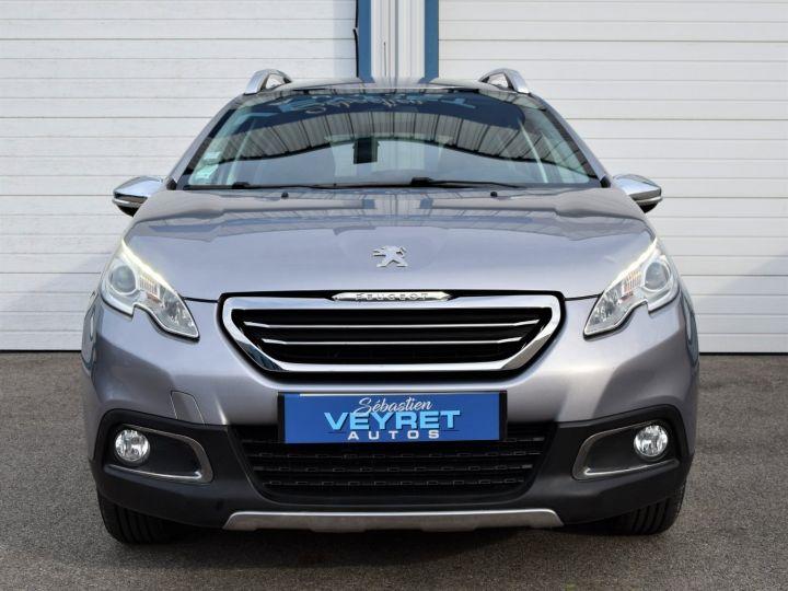 Peugeot 2008 1.2 VTi 82cv STYLE GRIS - 2