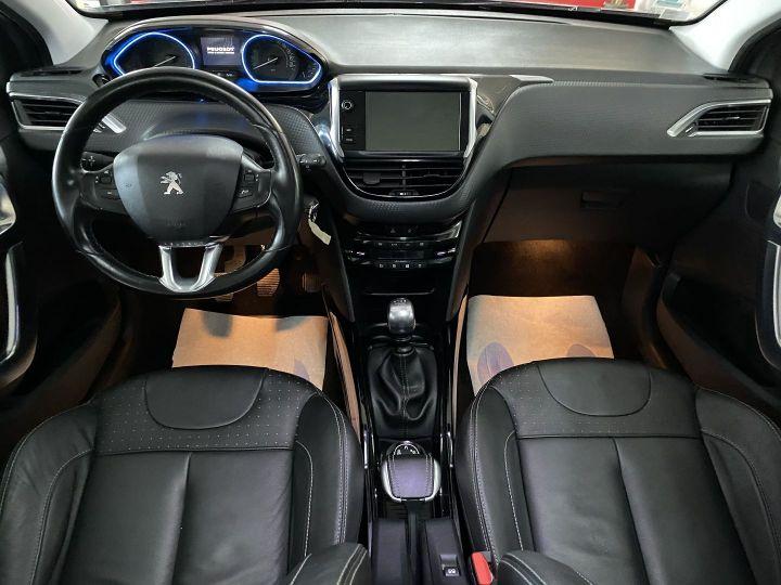Peugeot 2008 1.6 BLUEHDI 120CH ALLURE S&S Gris F - 10