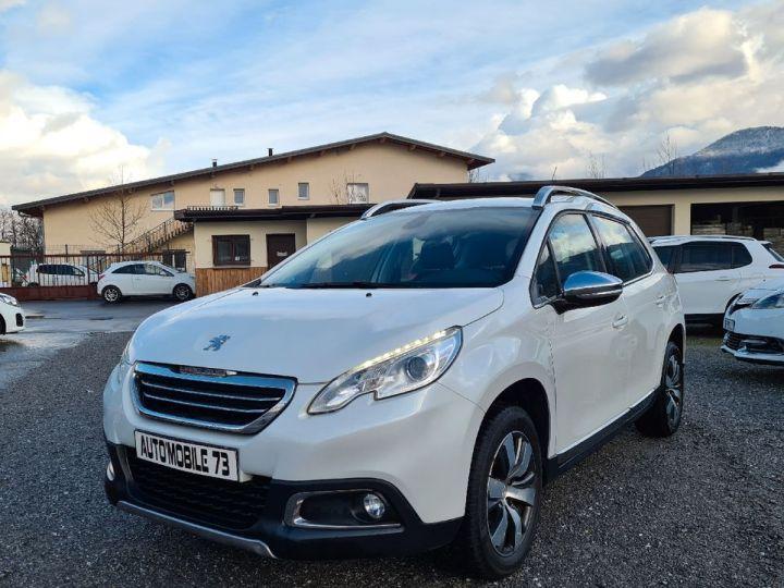 Peugeot 2008 1.6 e-hdi 115 allure 10/2013 GRIP CONTROL 1°MAIN  - 1