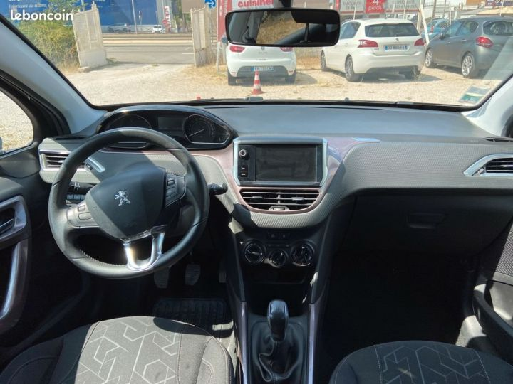 Peugeot 2008 1.6 e-hdi 92 cv style Gris Occasion - 5
