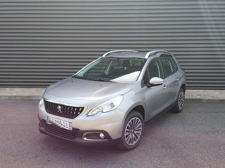 Peugeot 2008 1.6 hdi 75 ACTIVE Gris Occasion - 1