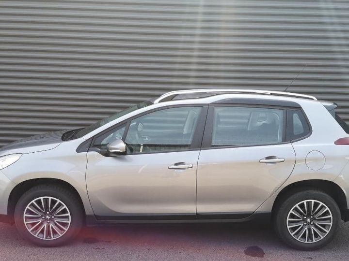 Peugeot 2008 1.6 hdi 75 ACTIVE Gris Occasion - 2