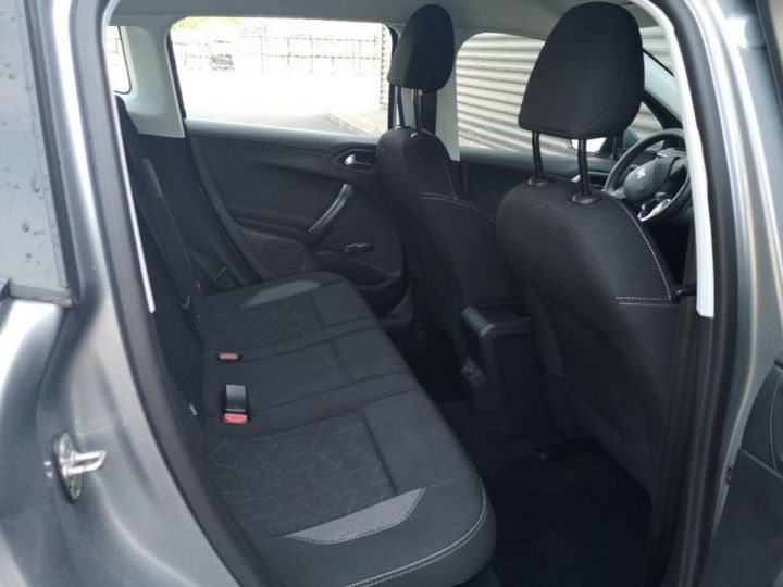 Peugeot 2008 1.6 hdi 75 ACTIVE Gris Occasion - 4
