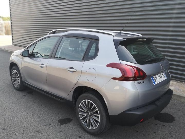 Peugeot 2008 1.6 hdi 75 ACTIVE Gris Occasion - 5