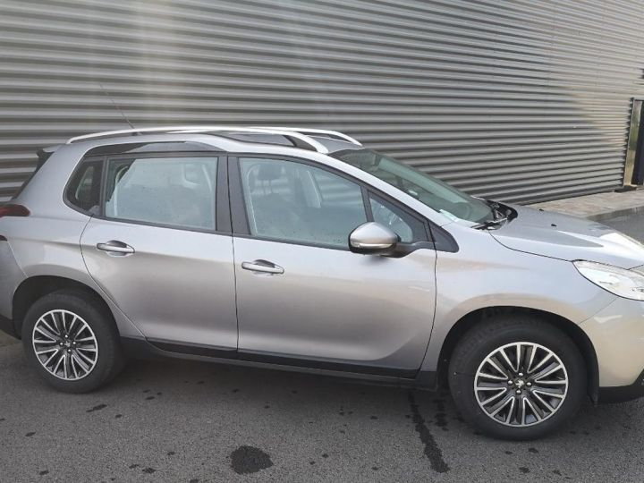 Peugeot 2008 1.6 hdi 75 ACTIVE Gris Occasion - 7