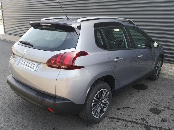 Peugeot 2008 1.6 hdi 75 ACTIVE Gris Occasion - 8