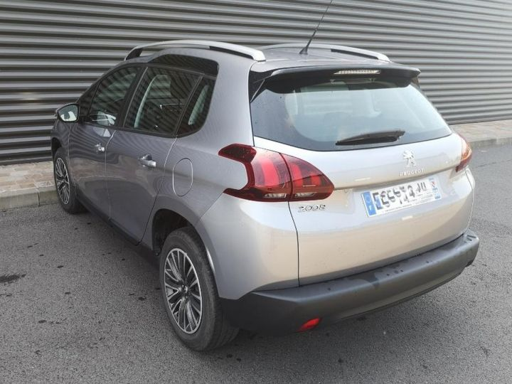 Peugeot 2008 1.6 hdi 75 ACTIVE Gris Occasion - 13