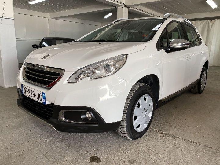 Peugeot 2008 1.6 VTI ALLURE Blanc - 1