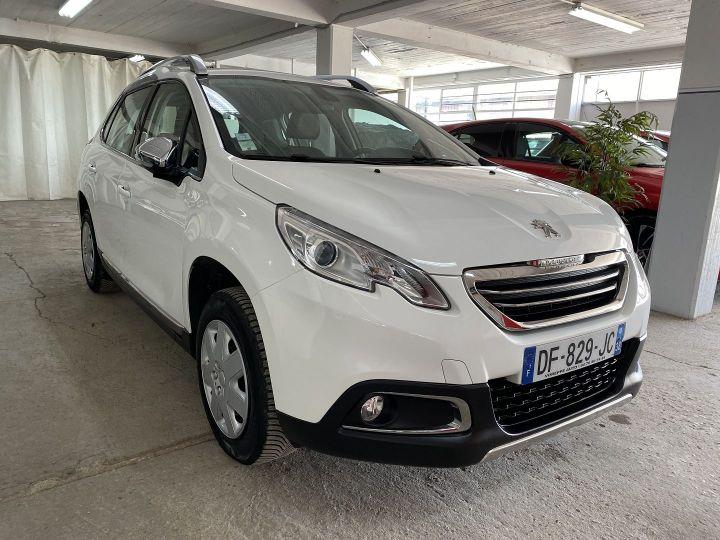 Peugeot 2008 1.6 VTI ALLURE Blanc - 3