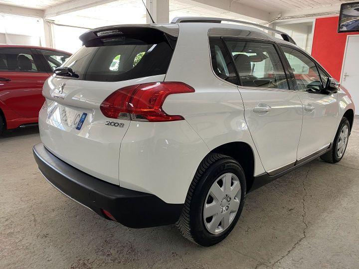 Peugeot 2008 1.6 VTI ALLURE Blanc - 4