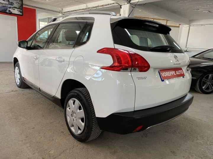 Peugeot 2008 1.6 VTI ALLURE Blanc - 6
