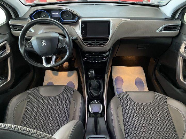 Peugeot 2008 1.6 VTI ALLURE Blanc - 9