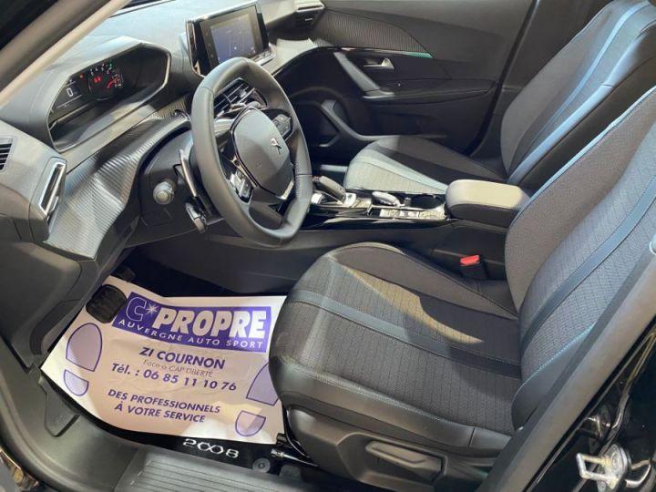 Peugeot 2008 BLUEHDI 130 S&S EAT8 ALLURE NOIR - 5