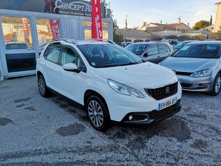 Peugeot 2008 BUSINESS BLANC METAL Occasion - 2