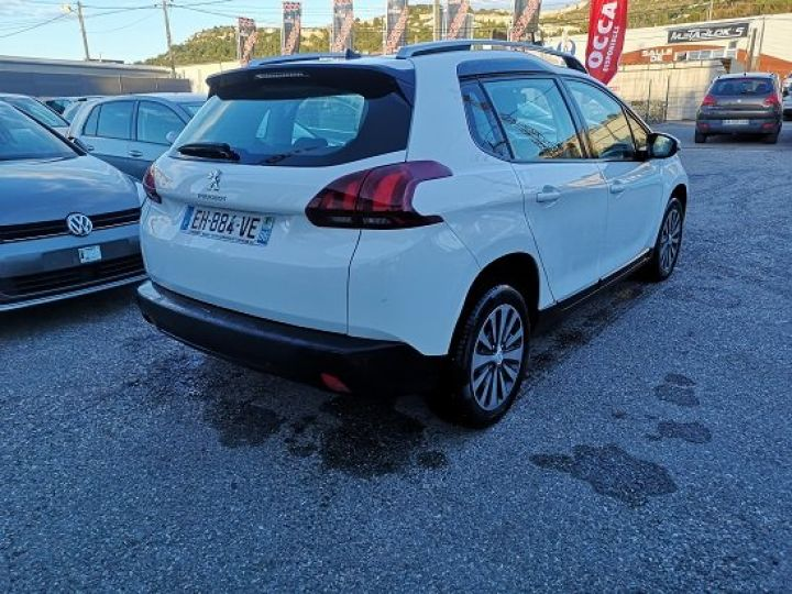 Peugeot 2008 BUSINESS BLANC METAL Occasion - 3