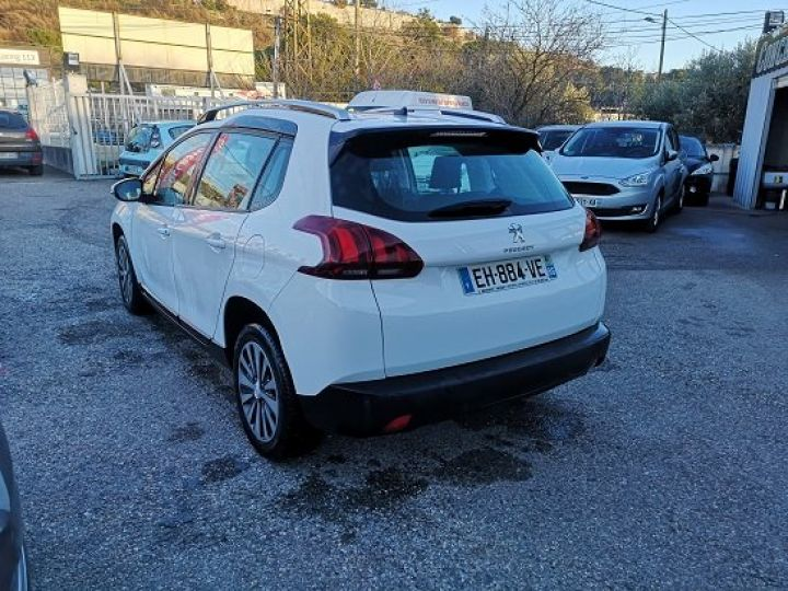 Peugeot 2008 BUSINESS BLANC METAL Occasion - 4