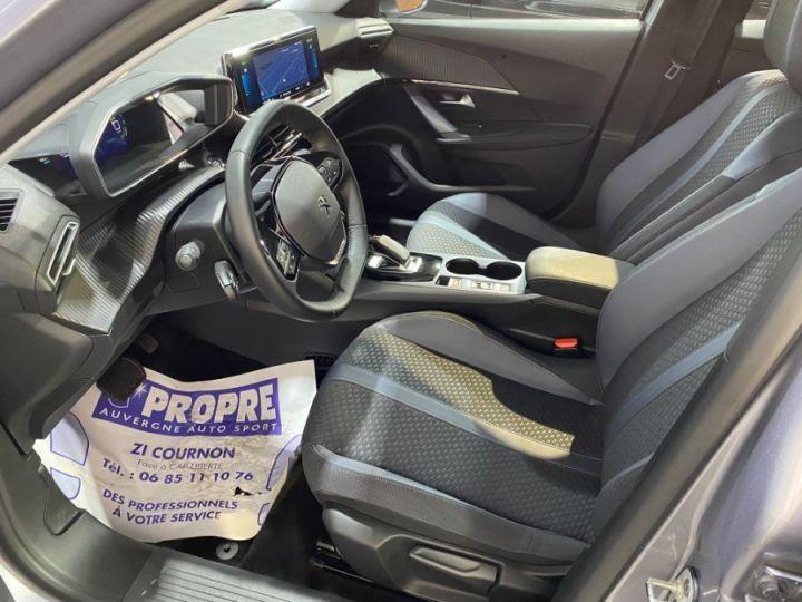 Peugeot 2008 ELECTRIQUE 136CH ALLURE GRIS FONCE - 6