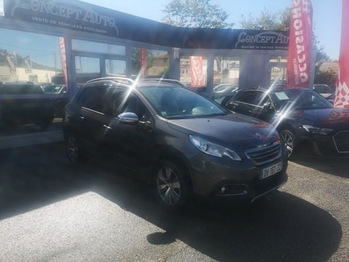 Peugeot 2008 STYLE GRIS FONCE Occasion - 1