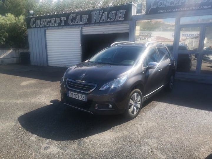 Peugeot 2008 STYLE GRIS FONCE Occasion - 2