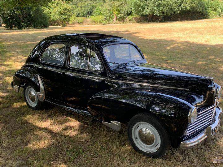 Peugeot 203 C Toit Ouvrant Noire - 4