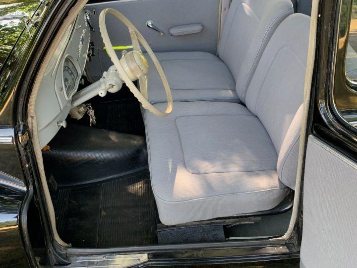 Peugeot 203 C Toit Ouvrant Noire - 6