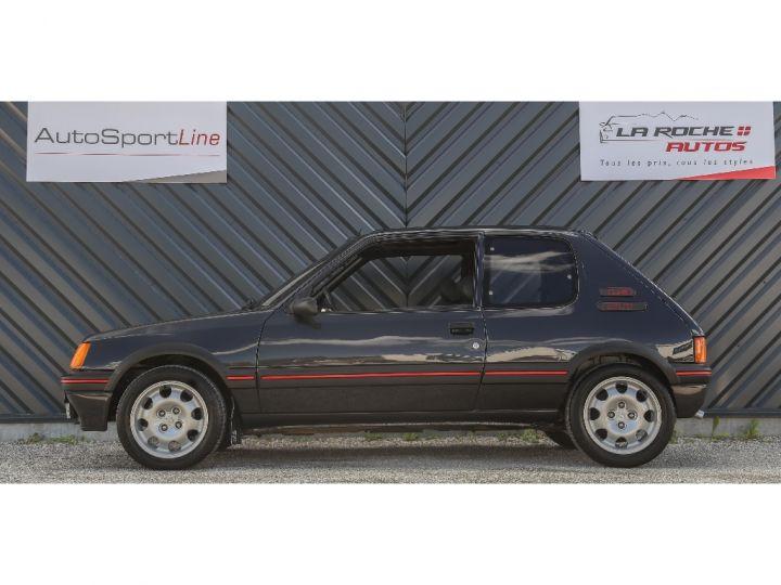 Peugeot 205 1.9 GTI 1° MAIN Gris Foncé - 2