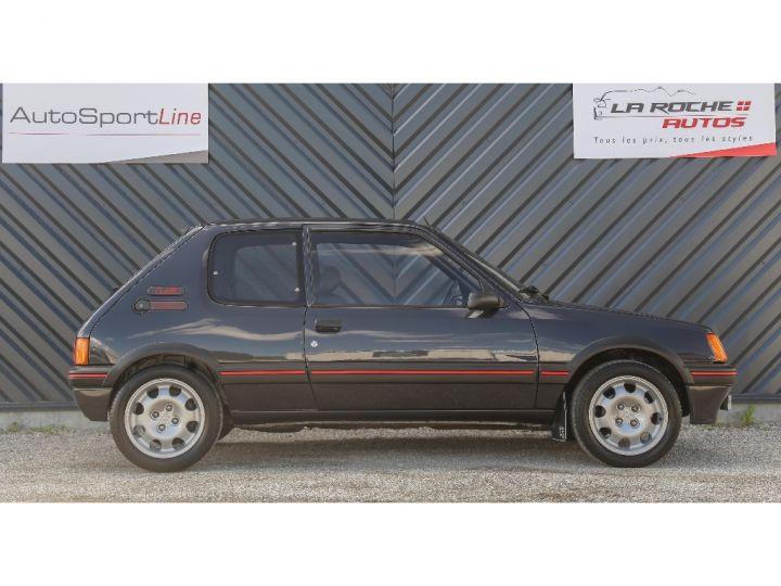 Peugeot 205 1.9 GTI 1° MAIN Gris Foncé - 3