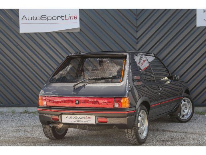 Peugeot 205 1.9 GTI 1° MAIN Gris Foncé - 4