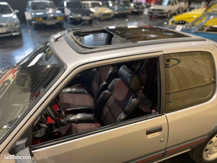 Peugeot 205 1.9 Gti 130cv grise futura Gris - 5