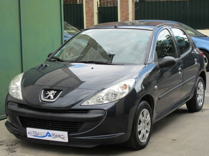 Peugeot 206 1.1 60CH URBAN EURO5 5P GRIS FONCE Occasion - 1