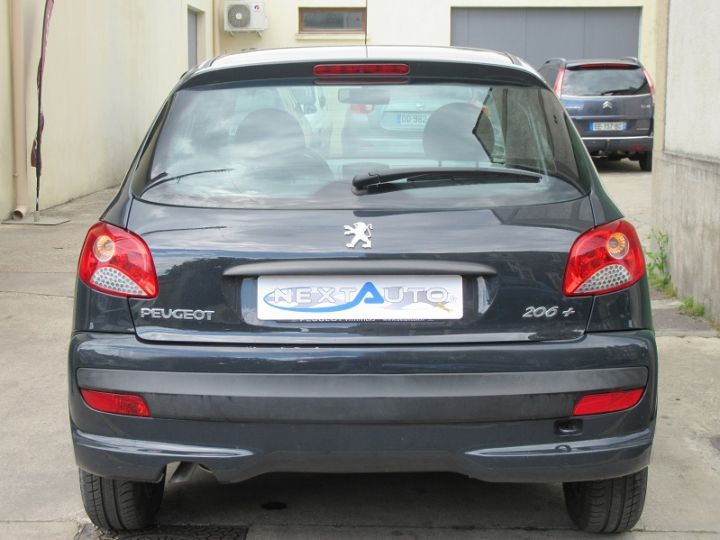 Peugeot 206 1.1 60CH URBAN EURO5 5P GRIS FONCE Occasion - 9
