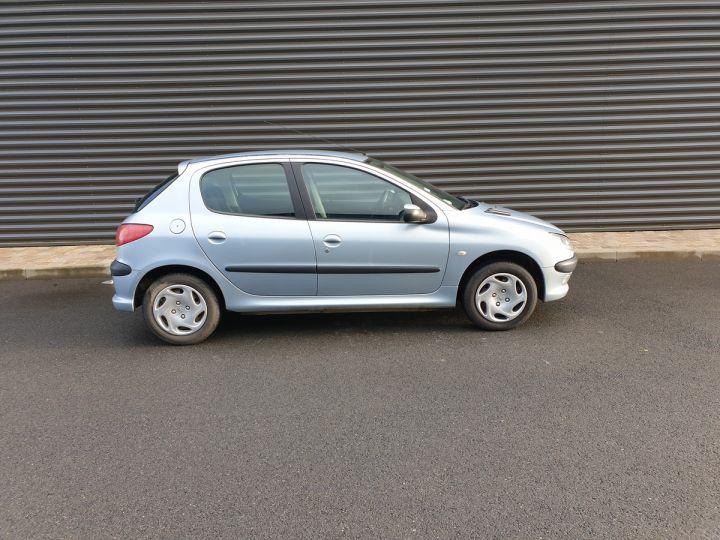 Peugeot 206 1.4 75 ch x line clim 5 portes i Gris Occasion - 3